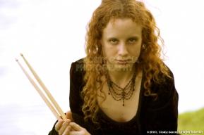 Rivkah, percussionist/drummer